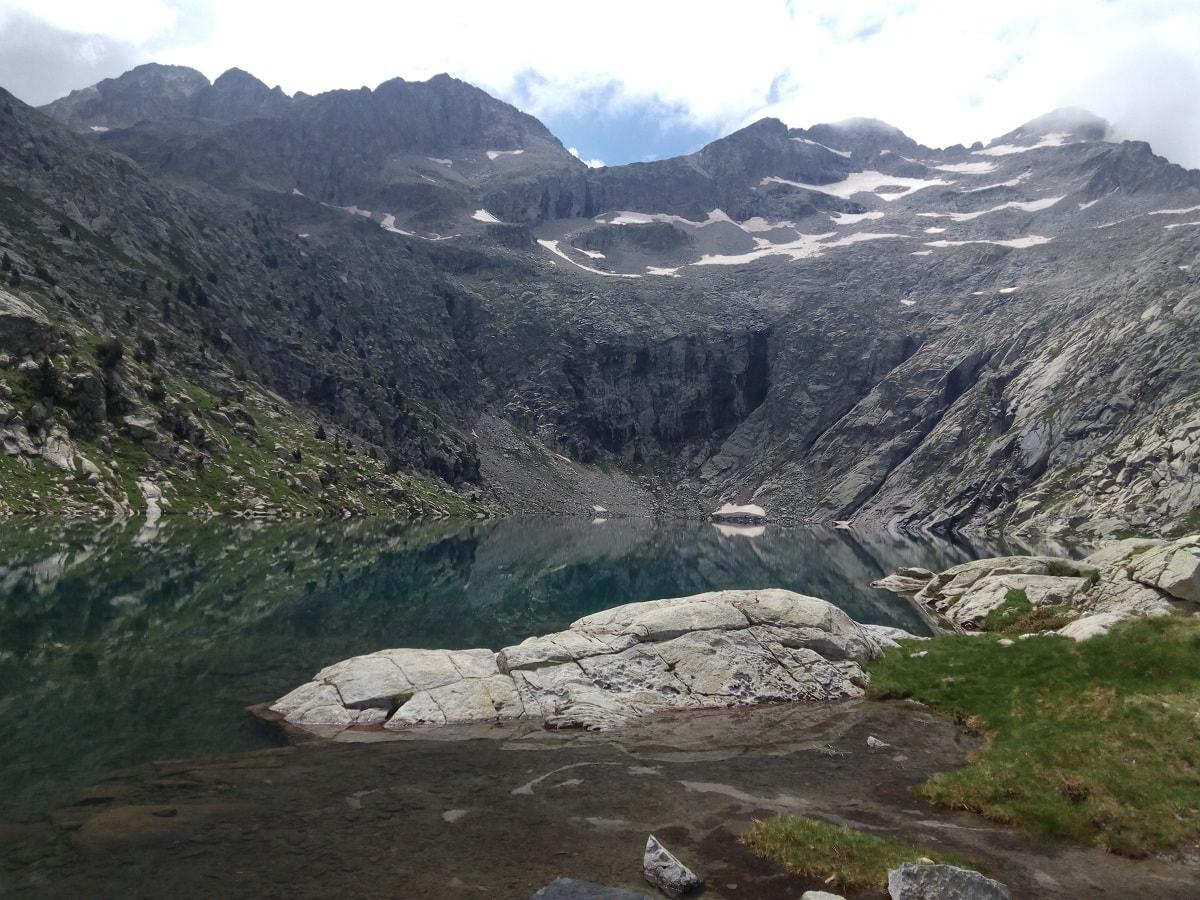 lagos de millares, qué hacer en el Valle de Chistau
