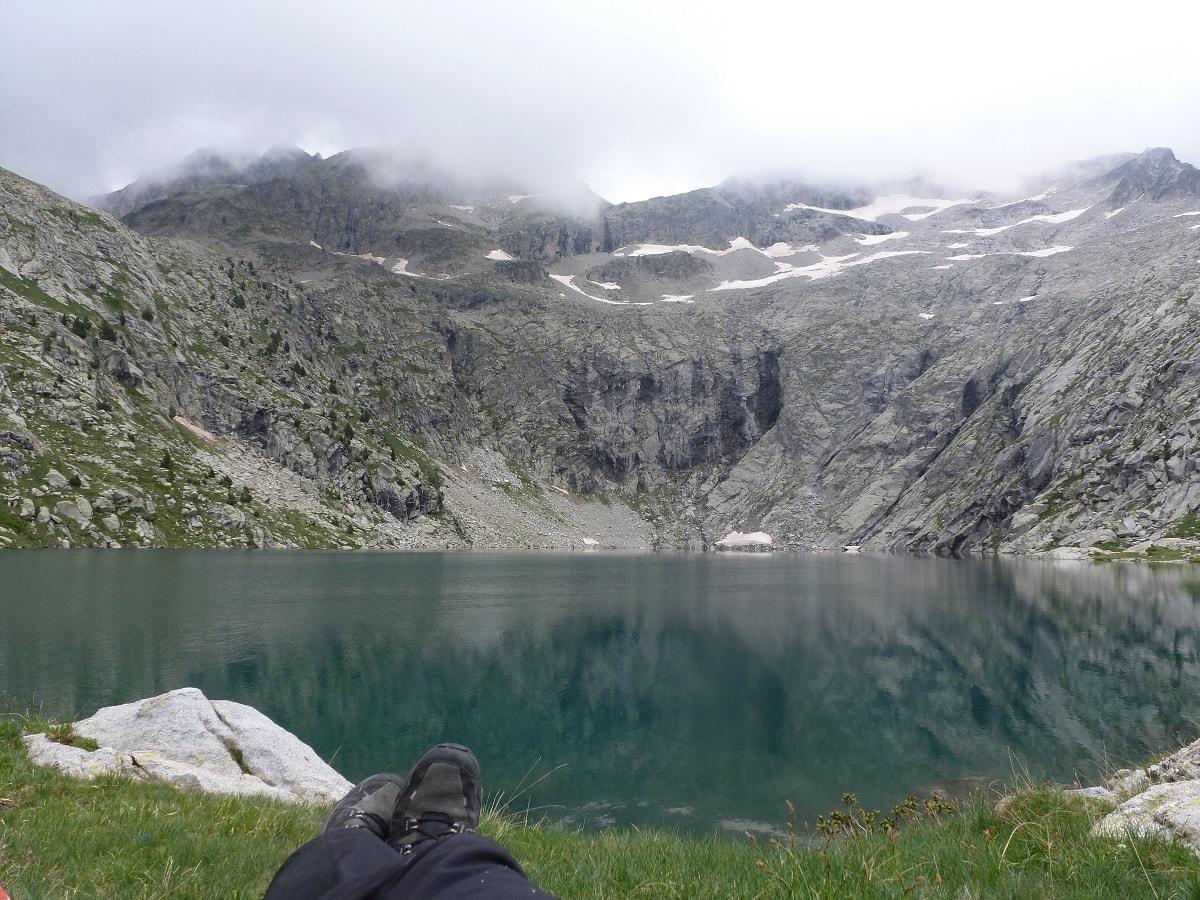 lagos de millares