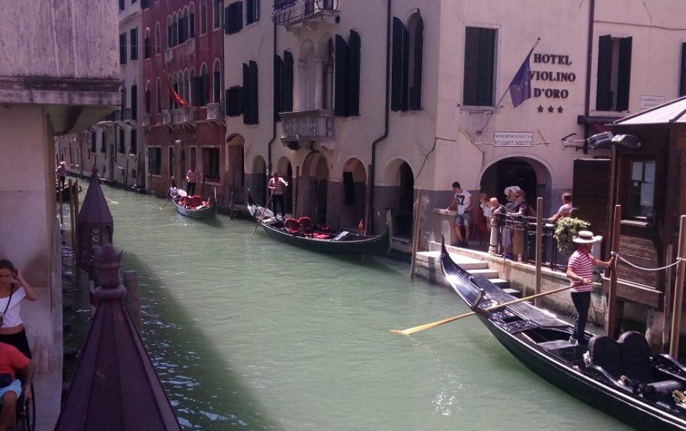 Venecia en dos días, una ciudad de cuento muy real