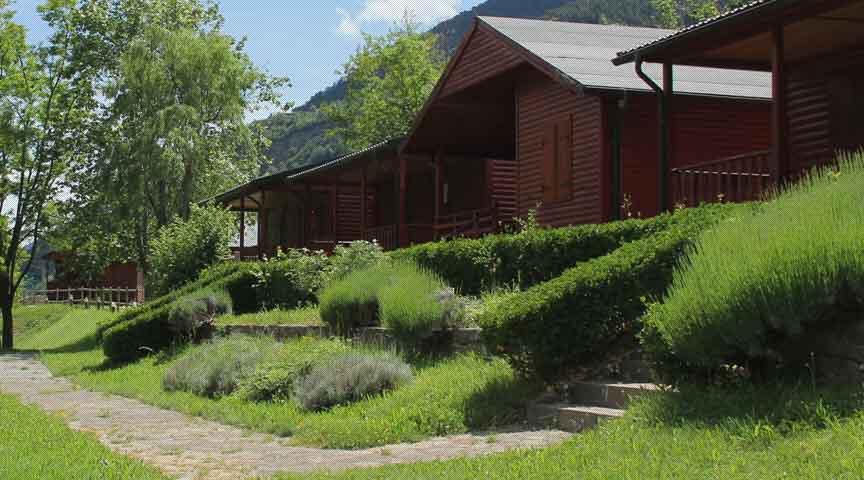 campings del Pirineo de Aragón