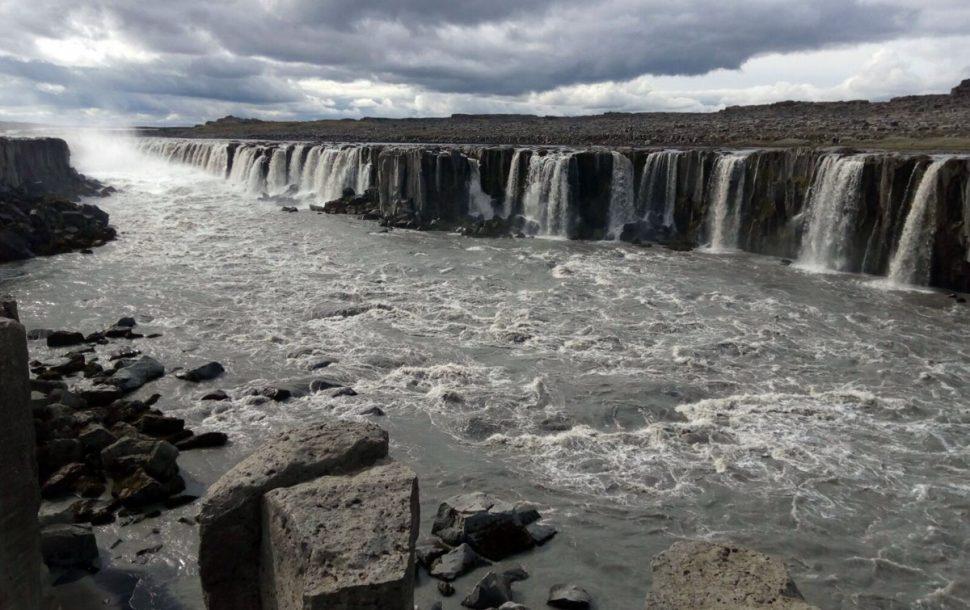 Ruta por las 9 mejores cascadas de Islandia