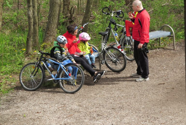 Recorriendo el mundo en bici con Rutas Pangea
