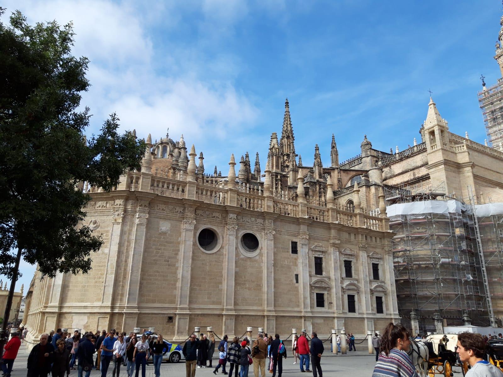 catedral de sevilla, que ver en sevilla