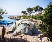 Los mejores campings de playa en Tarragona