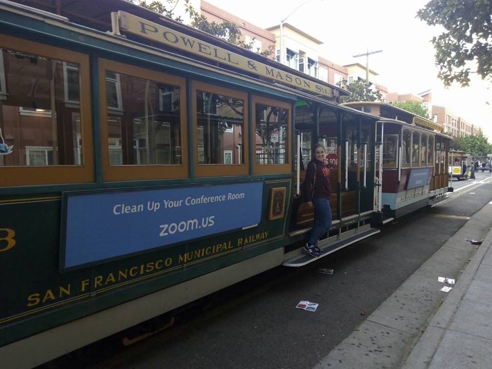 qué ver en san francisco - cable car