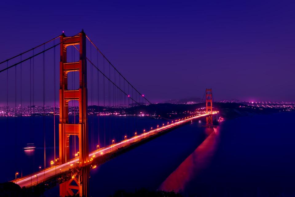 qué ver en San Francisco - Golden Gate